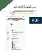 Alianza Bolivariana Para Los Pueblos de Nuestra América