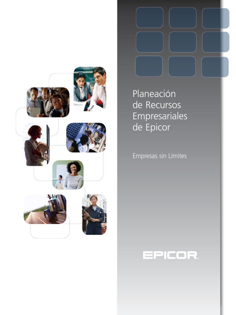 Epicor ERP