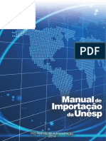 Manual de Importacao Unesp 2014