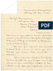 Letter From James Barnes to Joshua L. Chamberlain September 1 1