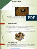 Nano Motor Es