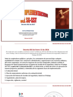 Fases Implementacion SG-SST Feb 2017