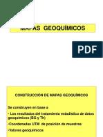 Cap. 8 Mapas Geoquímicos 11 Nov 16