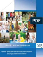 Community Health Needs Assessment-Full Report 2015