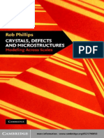 Crystals, Defects and Microstructures - Modeling Across Scales - R. Phillips (Cambridge, 2004) WW.pdf