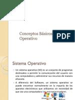 Int a Sistema Operativo