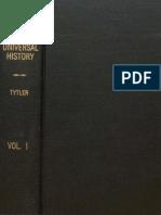 Universal History Vol I