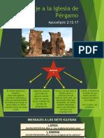 La iglesia de Pergamo