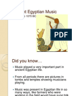 Ancient Egyptian Music.pdf
