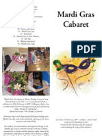 Cabaret in a Day 2007