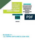 Plan de Clases Naturales 8-9-10