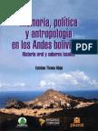 TICONA, Historia Oral