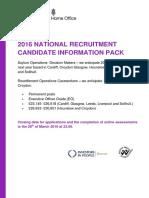 UKVI Candidate Information Pack