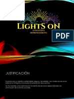 Presentación Lights On.