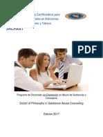 pdf dossier doctorado en adicciones
