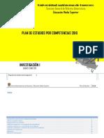 10Investigacion Plan Global