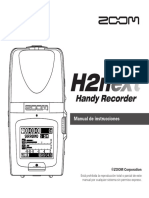Zoom H2n aprende a usarlo