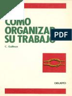 Deusto - Como Organizar Su Trabajo.pdf