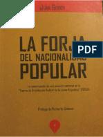 La FORJA del Nacionalismo Popular - Juan Godoy.pdf