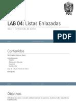 LAB 04 - Listas v1
