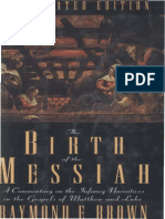 The Birth of the Messiah - Raymond Brown