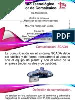 Comunicación SCADA