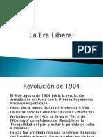 La Era Liberal