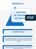 6.1-Medidas de Tendencia No Central - Quartil- Percentil