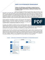 Corticosteroid Therapy in Hyperemesi Gravidarum
