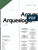 Livro - Arqueología Colin Renrew Teorías Métodos y Práctica
