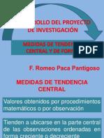 D10 Medidas Tendencia Central y de Forma
