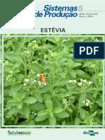 Plantio Da Stévia