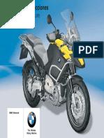 Moto 1200 Adventur 2010