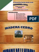 Madera Cedro