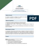 Programa Seminarios Docentes O2016