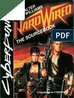 Cyberpunk - Hardwired - The Sourcebook (1989)