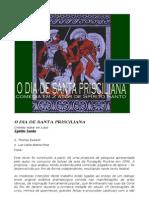 O Dia de Santa Prisciliana