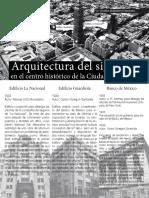 Arquitectura mexicana siglo XX