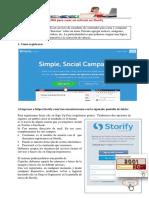 AYUDA Para Crear Un Artículo en Storify