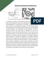 Síndrome de Kartagener o Discinesia Ciliar Primaria