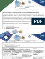 Guía de actividades y rubrica de evaluacion - Paso 4 Modelar la solución al problema POO