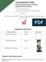 Presentación Del Experimento de Trabajo Final - JUAN DAVID SERNA VALDERRAMA