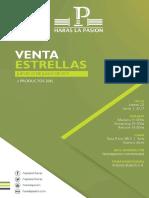 Venta Estrellas 2017