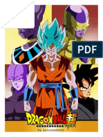 Dragon Ball Super Sagas by Salvamakoto-da5sffv