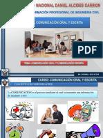 i. Comunicacion Oral y Escrita