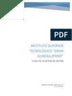 CLAVES DE UN SISTEMA DE GESTIÓN DE PREVENCIÓN.docx
