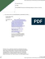 EPA No Criterian a Culebra