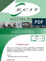 15. Brochure Ecit Del Peru s.a.c