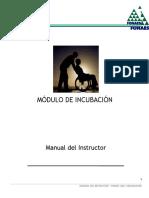Manual Incubación.