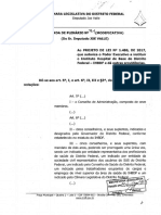 EMENDA DE PLENÁRIO 31 - MODIFICATIVA - Deputado JOE VALLE